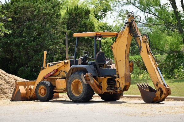 Case Study: Spare Parts for Earth Moving Machinery